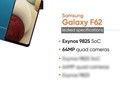 三星 Galaxy F62(全网