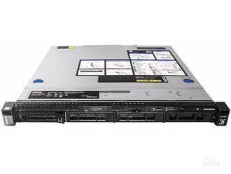联想 ThinkSystem SR258(Xeon E2234/16GB*2/2.4TB*2)