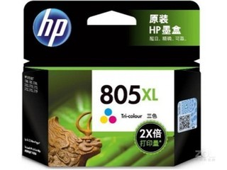HP 805XL彩色墨盒