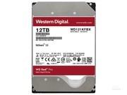 西部数据 红盘Pro 12TB 7200转 256MB SATA3(WD121KFBX)