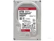 西部数据 红盘Plus 8TB 7200转 256MB SATA3(WD80EFBX)