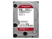 西部数据 红盘Plus 4TB 5400转 128MB SATA3(WD40EFZX)