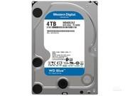 西部数据 蓝盘 4TB 5400转 256MB SATA3(WD40EZAZ)