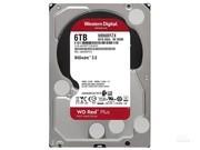 西部数据 红盘Plus 6TB 5700转 128MB SATA3(WD60EFZX)