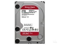 西部数据红盘Plus 2TB 5400转 128MB SATA3