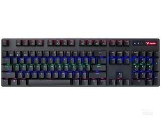 雷柏V500PRO多模版有线无线背光游戏机械键盘
