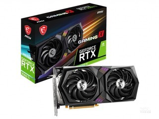 微星GeForce RTX 3060 Ti GAMING X 8G LHR