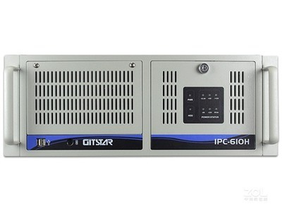 集特智能 IPC-610H(i5 6500/16GB/256GB+1TB/DVD/GM0-1661)