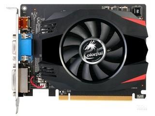 七彩虹GeForce GT710 黄金版-1GD3