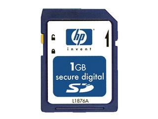 惠普SD卡(1GB)