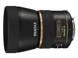 宾得DA 55mm f/1.4 SDM