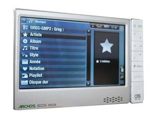 爱可视605 Wifi(30GB)