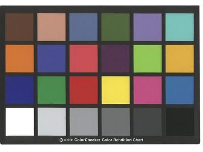 爱色丽 标准24色色卡(标准型)
