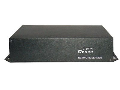 天视达 四路IDE网络视频服务器(TSD809-CS04)