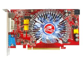 七彩虹逸彩9800GT-GD2 CF黄金版 512M M25