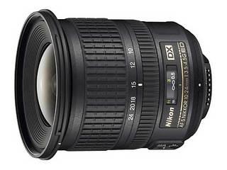 尼康AF-S DX 尼克尔 10-24mm f/3.5-4.5G ED
