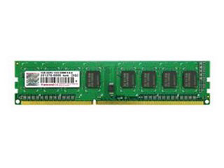 创见1GB DDR3 1333(TS128MLK64V3U)