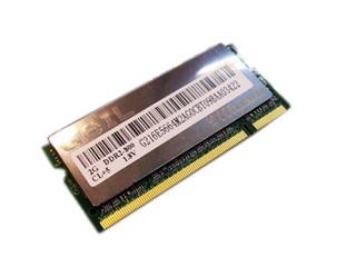 金邦2GB DDR2 800(白金条/笔记本)