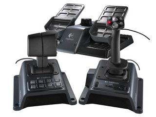 罗技Flight System G940(飞行控制系统)