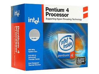 Intel 奔腾4 2.4CGHz(盒)