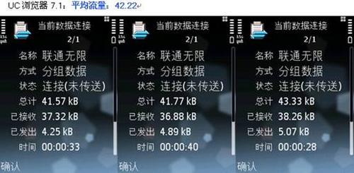 两虎相争 中国两大手机浏览器流量PK赛