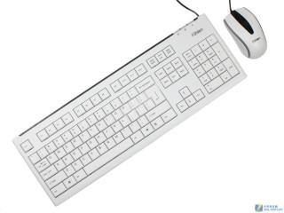 富勒L600有线键鼠套装