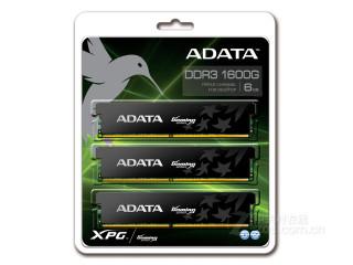 威刚6GB DDR3 1600G(游戏威龙三通道)
