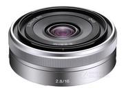 索尼 E 16mm f/2.8(SEL16F28)特价促销中 精美礼品送不停,欢迎您的致电13940241640.徐经理