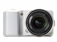 索尼W800 2010万有效像素 高清720P 银色  京东650元
