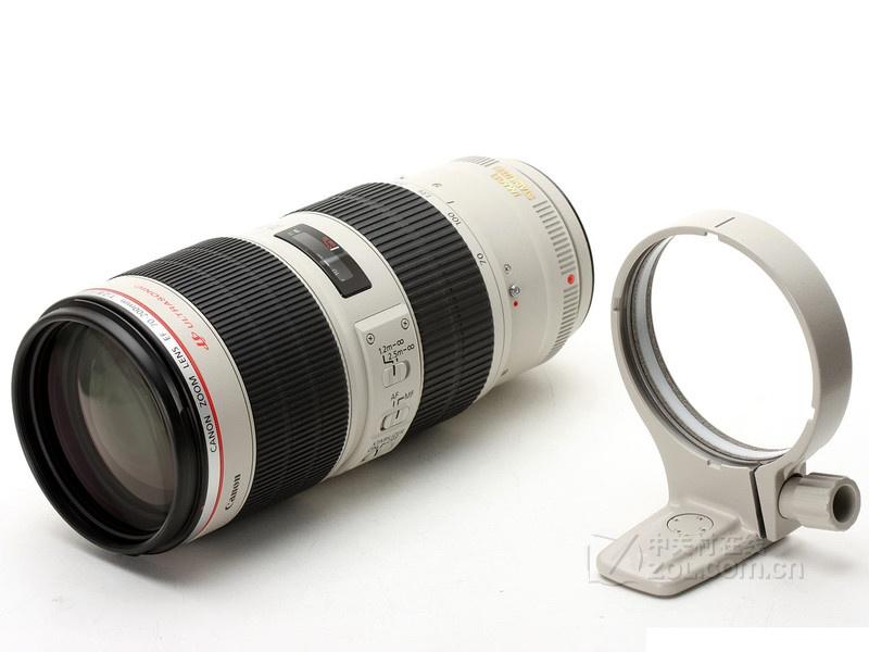 佳能EF 70-200mm f/2.8L IS II USM整体外观图