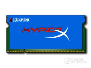 金士顿4GB DDR3 1333(笔记本/KHX1333C7S3K2)