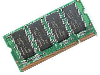 创见256MB DDR400(笔记本)