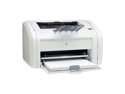 HP LaserJet 1018(CB419A)  VIP惠普旗舰商城,行货保障,上门服务,货到付款,卖家包邮,好礼相送,先到先得。
