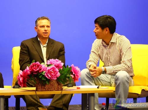 Mark Reynoso:中国是Belkin全球四大战略市场之一