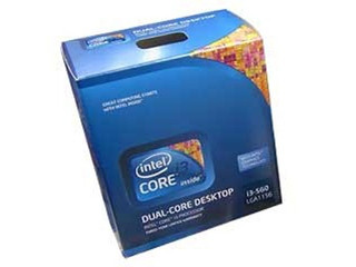 Intel 酷睿i3 560(盒)