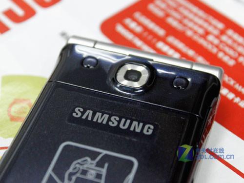 个性LED外屏翻盖设计 三星S5520真机图赏