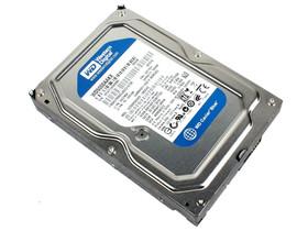 西部数据500GB 7200转 16MB SATA3 蓝盘(WD5000AAKX)