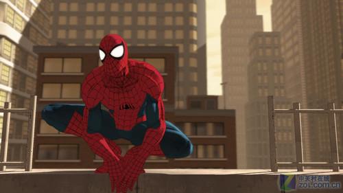 6款A/N显卡对决 实测蜘蛛侠:破碎维度