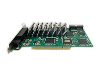 先锋音讯 八路电话语音卡[留言]XF-PCI/V8