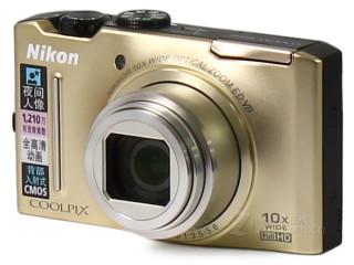 尼康S8100