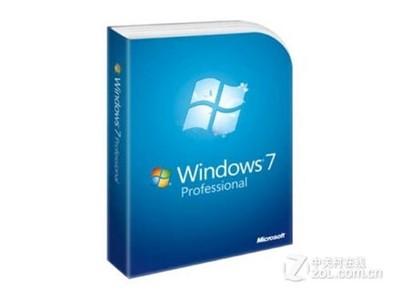 Microsoft Windows 7 中文旗舰版 [32位]//英文旗舰版[多国语言版] [32位]for DELL