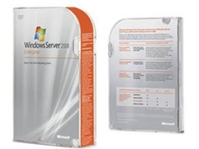 Microsoft Windows server 2008 R1 企业版 25 Clt[简中]全套for(HP IBM)
