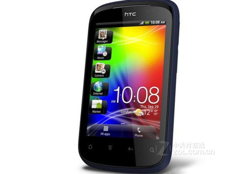 HTC Explorer整体外观图