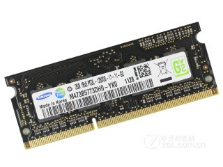 三星2GB DDR3 1600(MV-3T2G3/CN)
