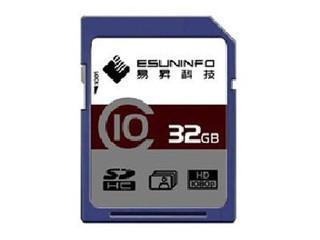 易昇 SDHC卡 Class10(8GB)