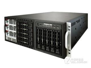 浪潮英信NF8560M2(Xeon E7-4850*2/16GB/3*300GB/8*HSB)