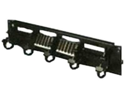 CommScope 六类24口配线架(带理线环)