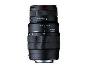 适马APO 70-300mm f/4-5.6 DG Macro