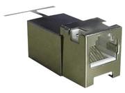 普天 超五类屏蔽RJ45插座模块(NJA5.566.033)