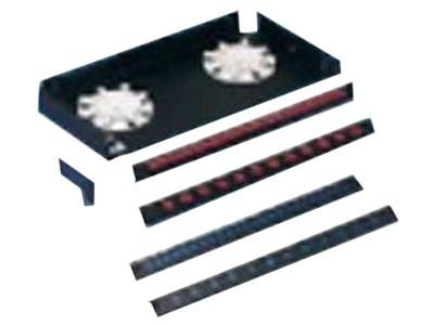 CommScope 12口ST耦合器面板(600B)(含耦合器)